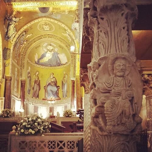 Palermo - Cappella Palatina
