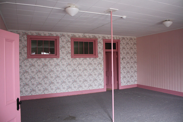 """""""This is the ugliest room I have every seen!"""" -Lindsay"""