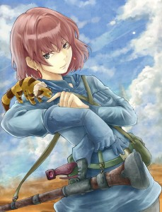 Kaze no Tani no Nausicaa - Nàng Công Chúa Thung Lũng Gió | Nausicaä of the Valley of the Wind | Warriors of the Wind