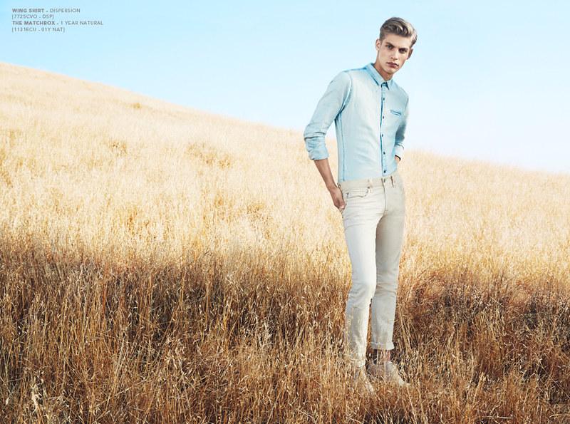 Baptiste Radufe0054_AG Jeans SPRING 2014 AD CAMPAIGN