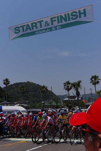 3rd stage start