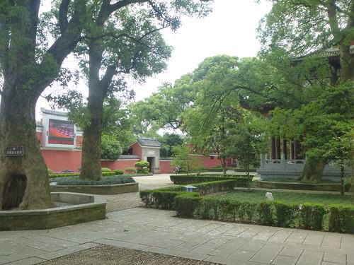 Jiangxi-Longhu Shan-2 Shangqing-temples taoistes (15)