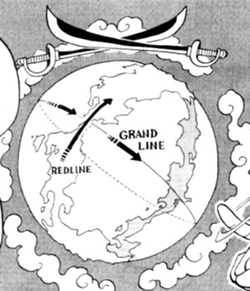 Seas of One Piece