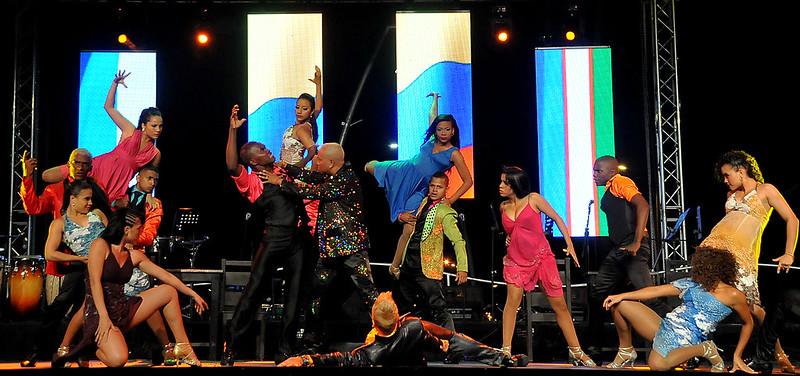 Apoteósico lanzamiento del IX Festival Mundial de Salsa de Cali