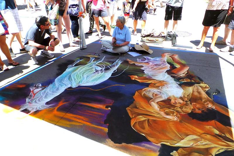 Chalk Art Festival - 31