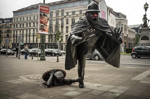 """""""Vaartkapoen"""", Bruxelles. (143/365)"""