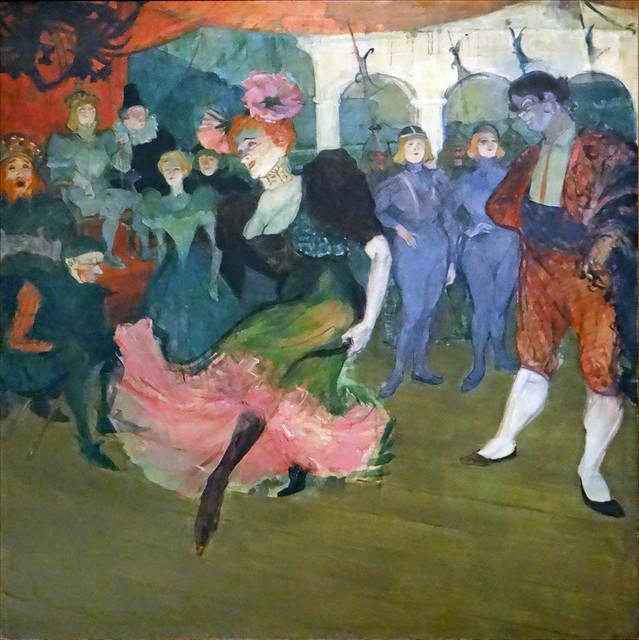Henri de Toulouse-Lautrec (Paris 1900, musée du Petit Palais)
