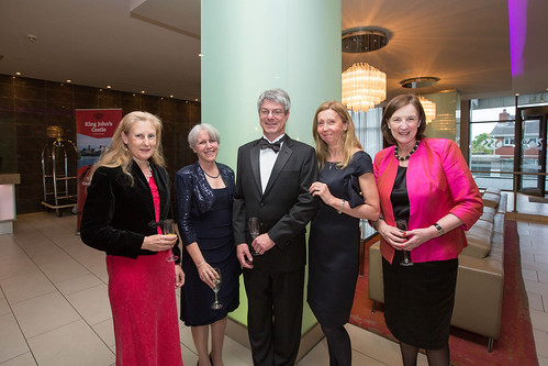 Gala Dinner, ICO Annual Conference, Limerick, 2014