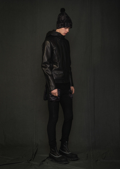 Robbie McKinnon0047_UNDERCOVERISM 2014-15 Autumn Winter