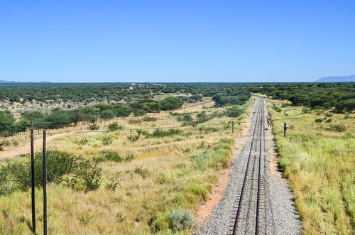 Savanna to Outjo, Namibia