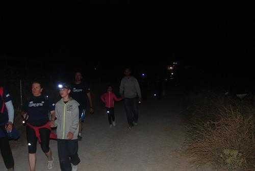 AionSur 14384937393_537c50fecd_d La II Marcha Nocturna Solidaria vuelve a congregar a casi medio millar de personas Sociedad