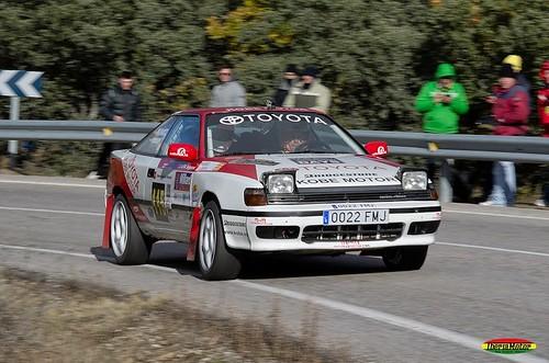 Alberto Dorsch - Toyota Celica