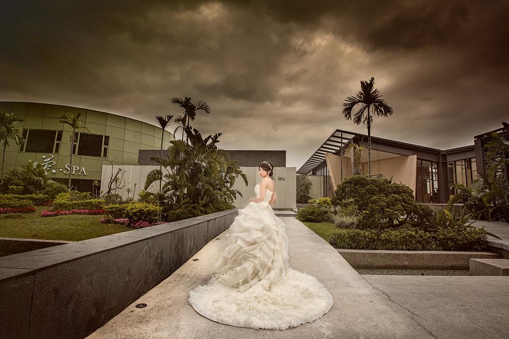婚禮攝影 蘭城晶英酒店