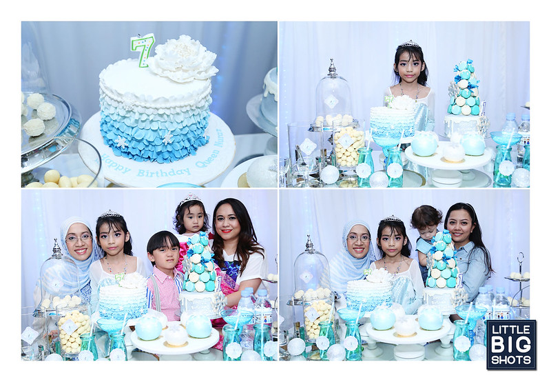Hud Mateen & Nuraz Zafreen's Frozen Birthday Party