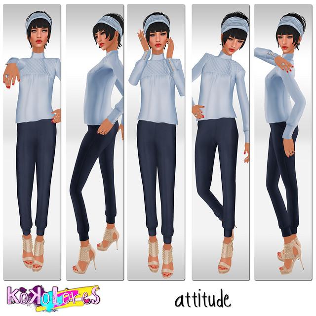 [KoKoLoReS]{attitude}poses