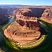 Horseshoe Bend en Page, Estados Unidos