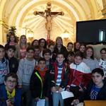 Año 2016 - Visita Colegio 9 de Octubre