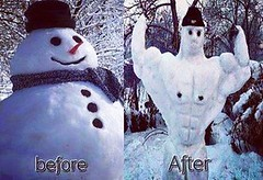 It's that time of year again!!! Turn your Frosty into Fabio, don't let the holidays win!!  #YouAreWorthIt #DWHealthCoach #HollidayHealth #HollidayFat #YesYouCan #OneTeam #IsaBody