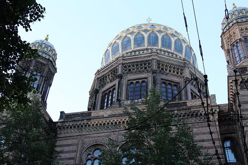Berlin - Oranienburgerstraße Synagogue