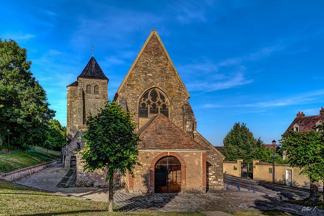 Église Saint-Germain - HDR