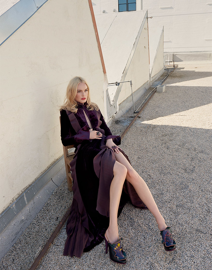 Кейт Босуорт — Фотосессия для «Fashion» 2016 – 2
