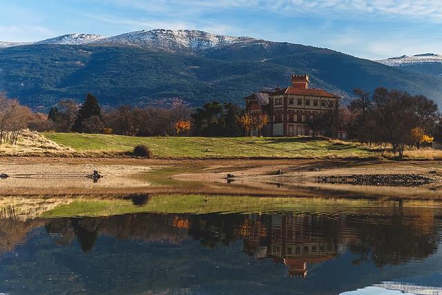 Casa en el lago, Fujifilm X-T10, XF35mmF2 R WR