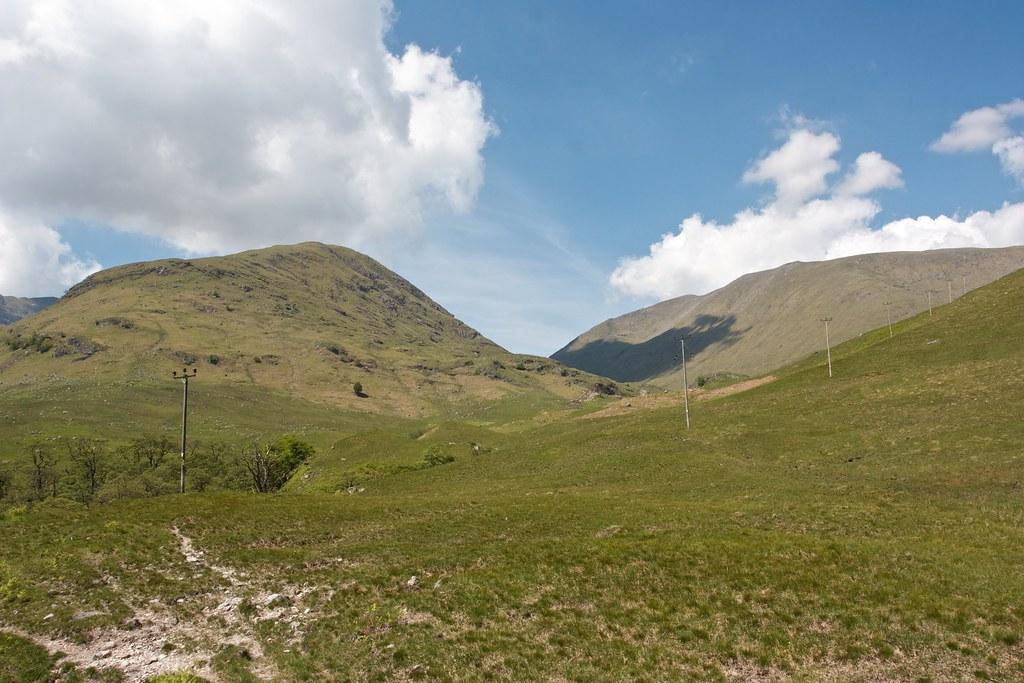 Towards the Lairig Noe