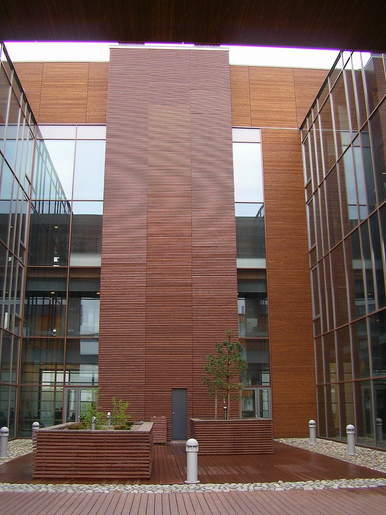 Exterior Cladding And Outdoor Construction Slp Thermowood
