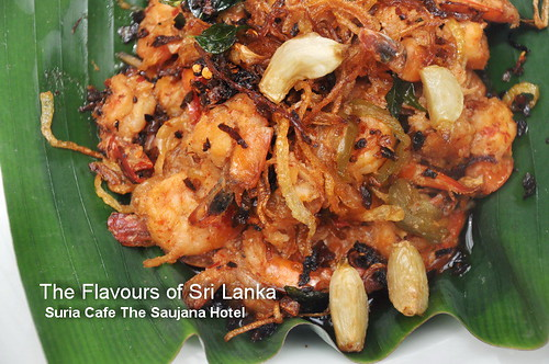 Flavours of Sri Lanka The Saujana Hotel 6