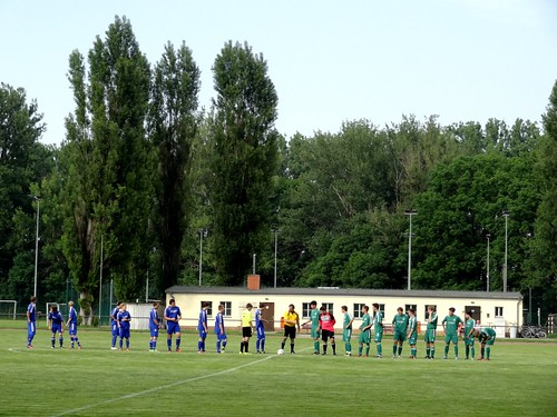 DSC07740 Naumburger SV U17 v Eintracht Bad Dürrenberg/ TSV Leuna U17