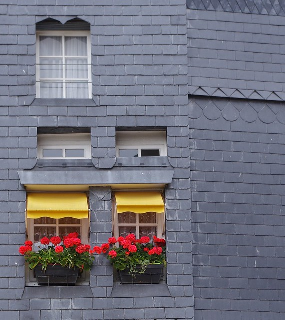 Colors of Honfleur