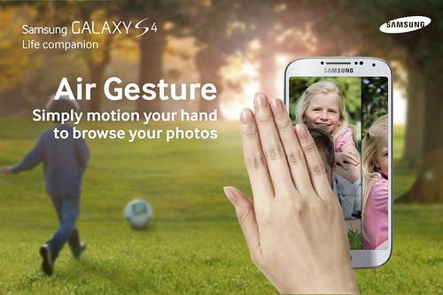 Samsung Air Gesture 1