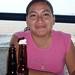 Tomando chelas con una amiga; Región Istmo, Oaxaca, Mexico por Lon&Queta