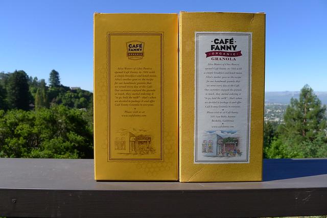 Cafe Fanny Granola Review