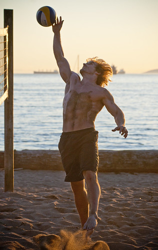Vollyballer by petetaylor