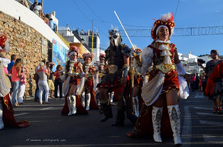 Parade of the Moors & Christians Festival/Mojácar 2013/ Almeria