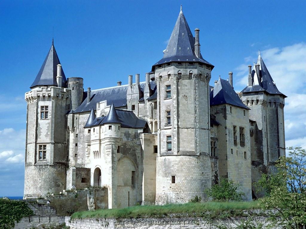 Saumur Castle, Saumur, France
