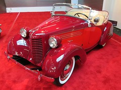 1938 American Bantom Roadster 1
