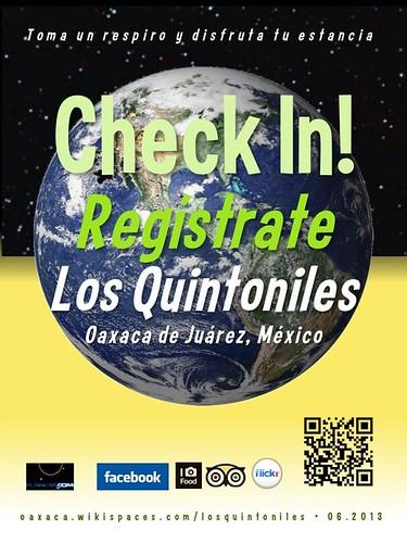 Los Quintoniles In! Regístrate Oaxaca 06.2013