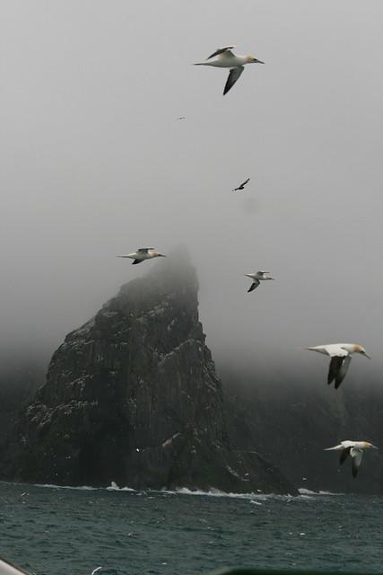 Boraraigh Island, Outter Hebrides, Scotland