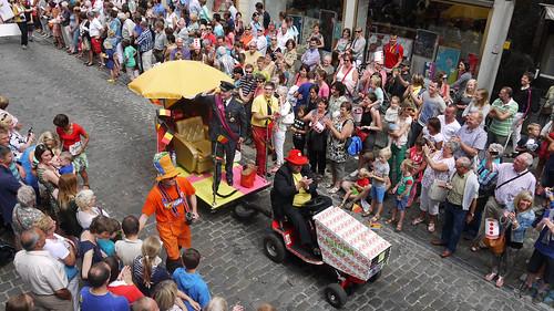 Gentse Feesten Parade 2013