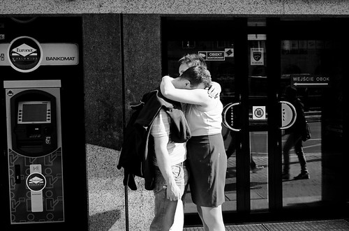 Hug...
