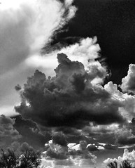 Summer storms.