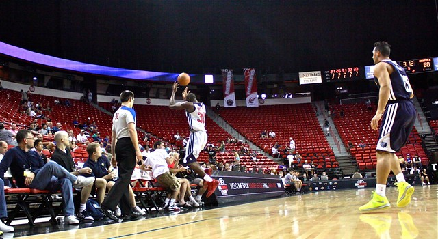 Chris Singleton - 2013 NBA Summer League