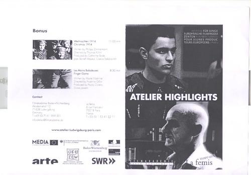 Short films Elysee 1 001