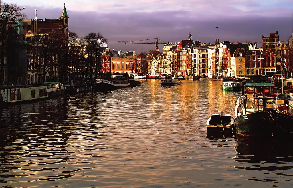 2. Ámsterdam, la Venecia del norte. Autor, Guillermo Ramírez