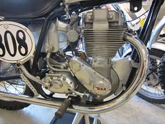 BSA Motor