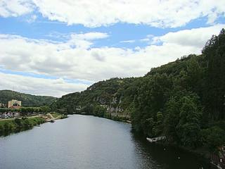 31 uitzicht bij Pont Valentre