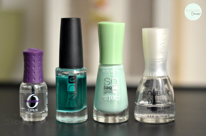 notd-bourjois-amande-defile-mint-green-creme-nail-polish-rottenotter-rotten-otter-blog 1