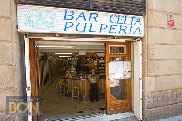 Bar Celta Pulpería, Barcelona